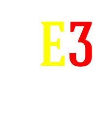 Logo de La Guerre d'E3 n'aura pas lieu