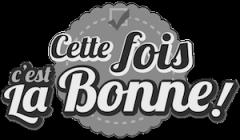 Logo de Cette Fois C'est La Bonne
