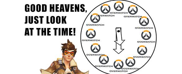 Passe le Stick #134 - H-4 avant Overwatch