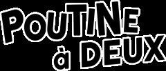 Poutine à deux logo