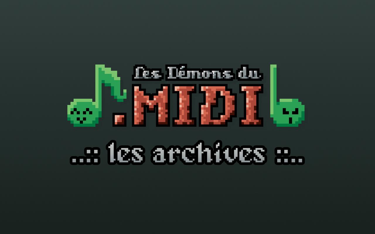 Les archives des Démons du MIDI sont disponibles en podcast !