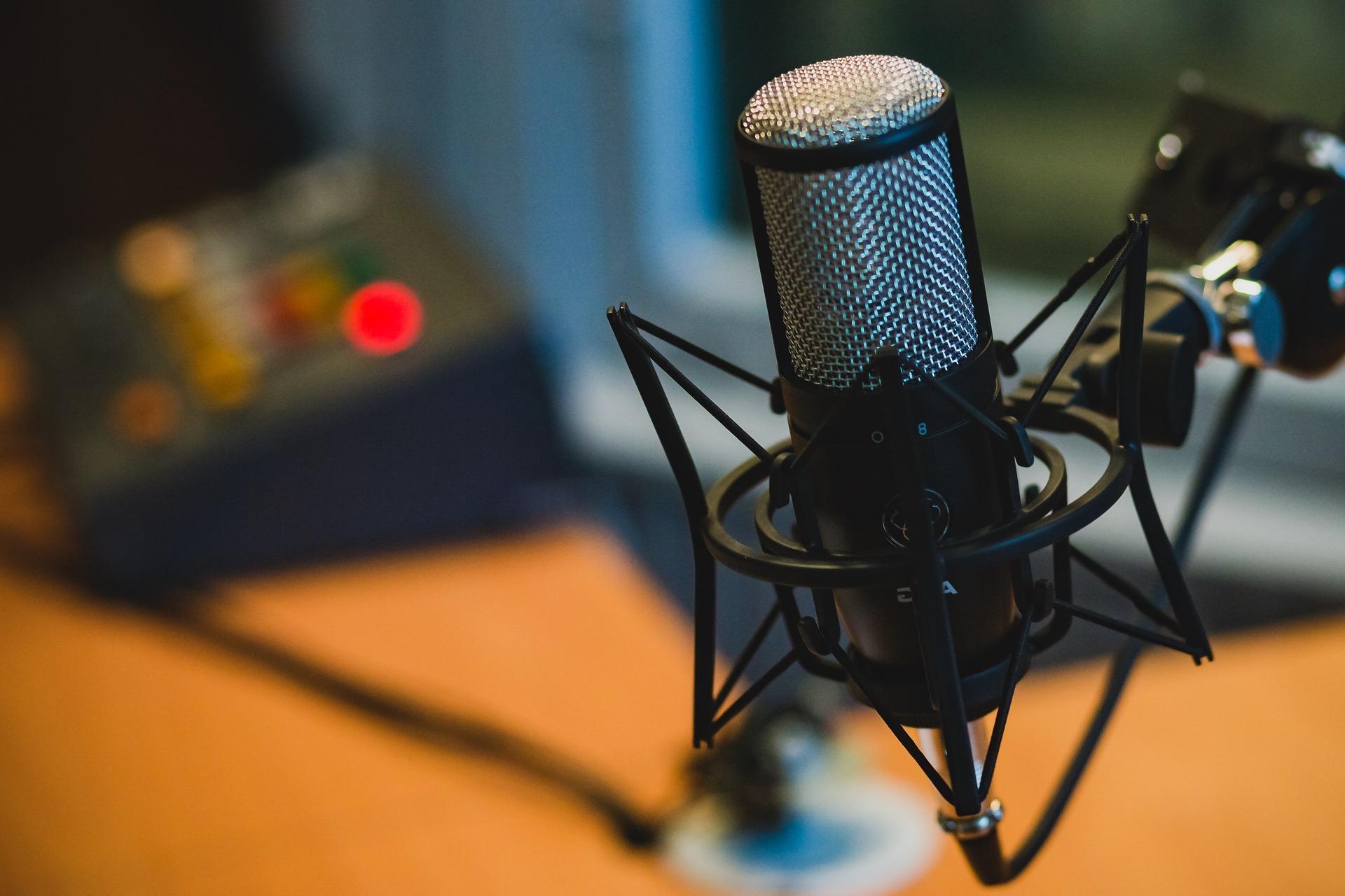 Évènement : table ronde sur le podcast francophone, 4 février 2018