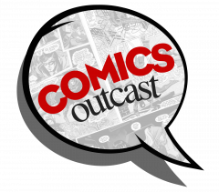 Comics Outcast logo