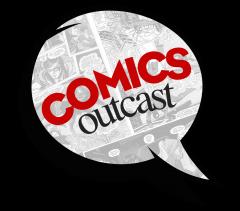 Logo de Comics Outcast