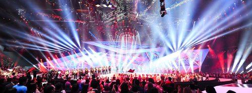 Le 12 mai, RadioKawa commente la finale de l'Eurovision 2018