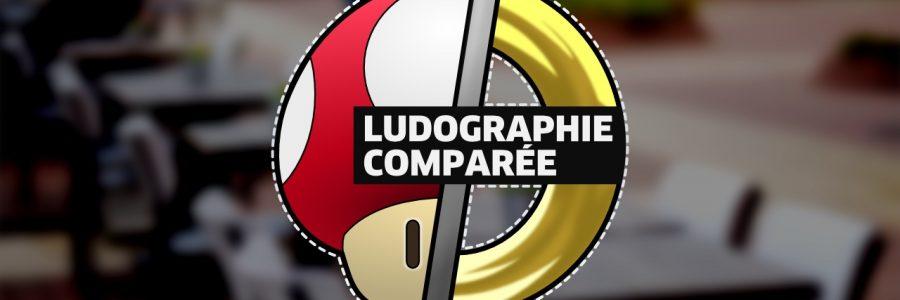 Ludographie Comparée, une émission en public à Lyon le 22 septembre !