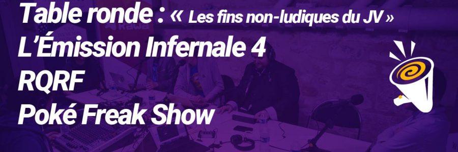 Week-End en public le 9 et 10 février à Paris !