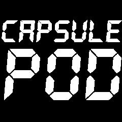 Capsule Pod logo