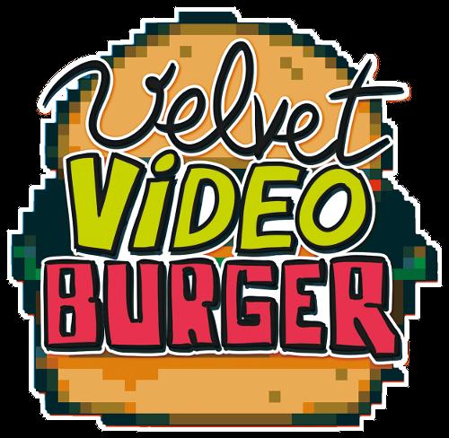 Logo de Velvet Video Burger