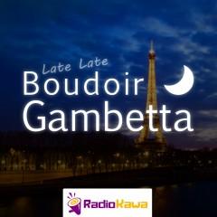 Logo de l'émission Late Late Boudoir Gambetta