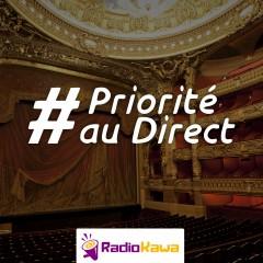 Logo de l'émission Priorité au Direct