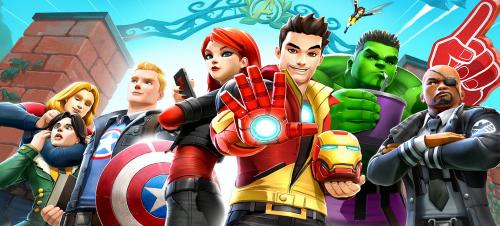 CO041 Avengers Academy