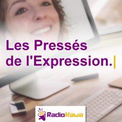 Logo de l'émission Les Pressés de l'Expression