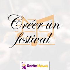 Logo de l'émission Créer un festival