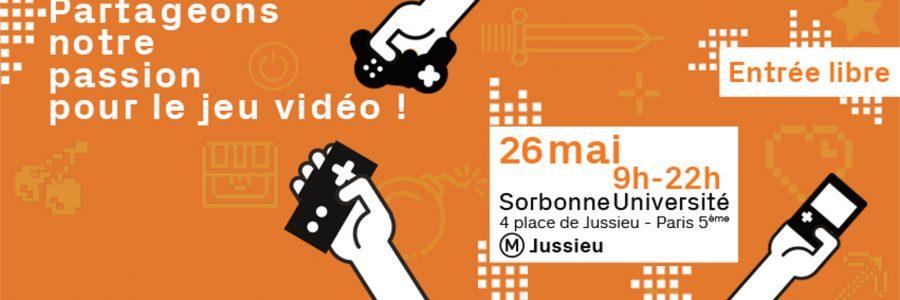 Table ronde Futurs du Jeu Vidéo au GG_Fest (Paris), samedi 26 mai